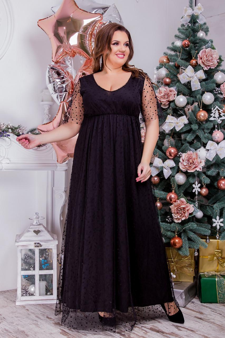 3104959c207b Платье женское в пол нарядное 3454  Интернет-магазин модной женской ...
