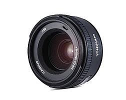 Объектив YONGNUO YN 40mm F/2.8N для Nikon