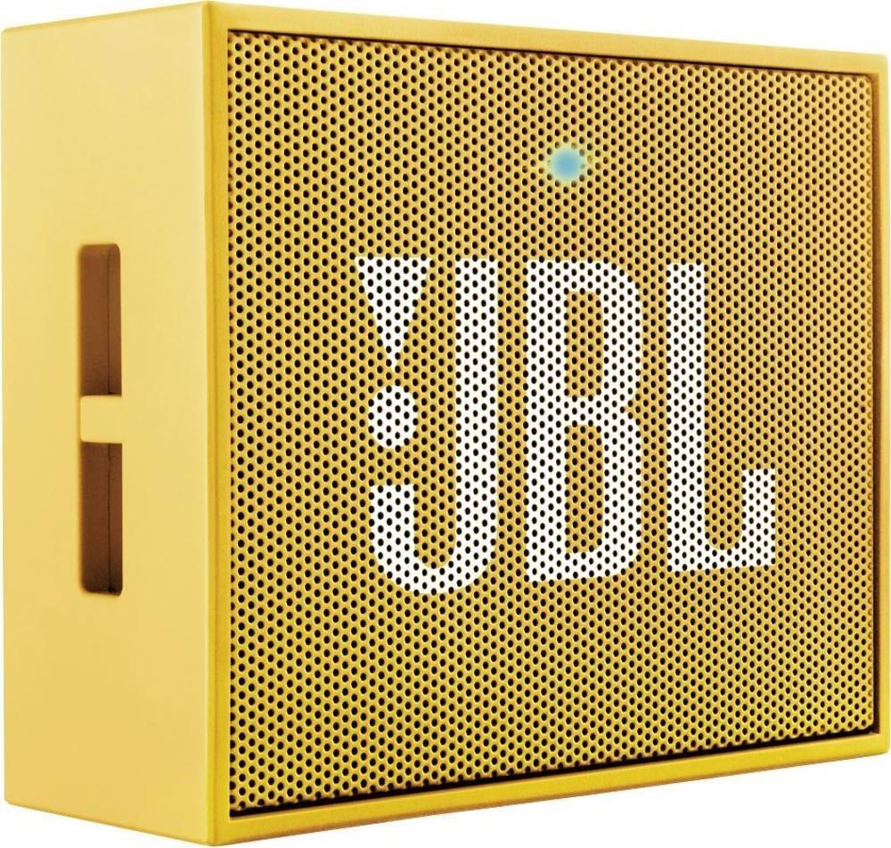 JBL Go Yeliow