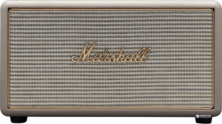 Marshall Louder Speaker Stanmore Bluetooth Cream