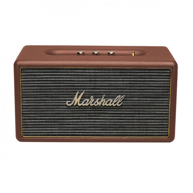 Marshall Louder Speaker Stanmore Bluetooth Brown