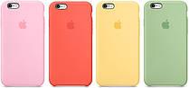 Накладка Silicone Case orig iPhone XR  - 4 желтый