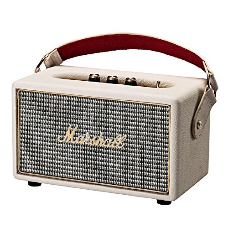 Marshall Portable Speaker Kilburn Cream