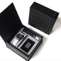 Часы Black на силиконовом ремешке + доп. ремешок + подарочная коробка Z-4100145, фото 3