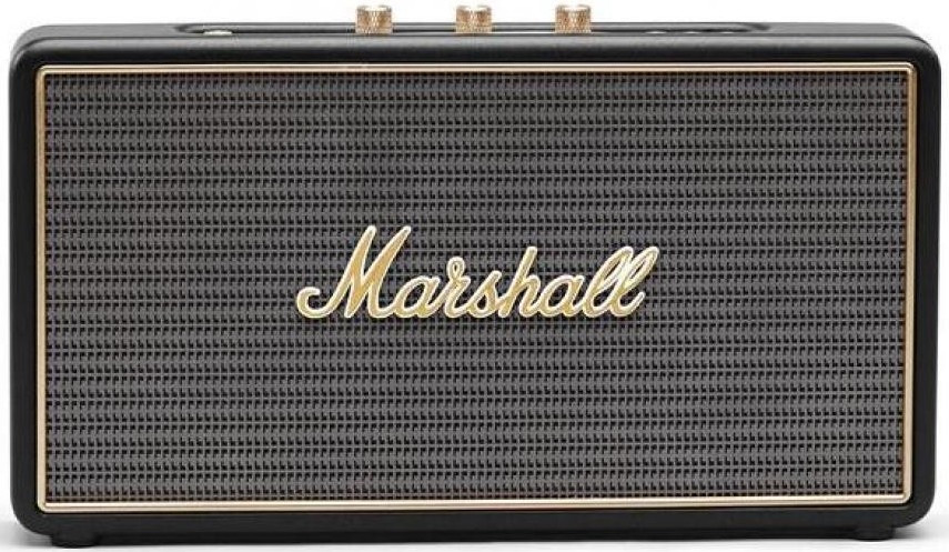 Акустическая система Marshall Portable Speaker Stockwell Black