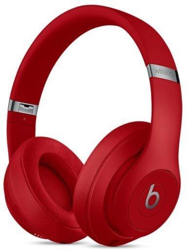 Наушники  HF BEATS STUDIO 2 Wireless Over-Ear RED