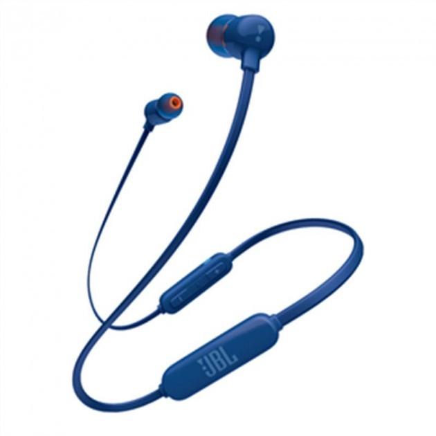 Наушники JBL T110 Bluetooth Blue