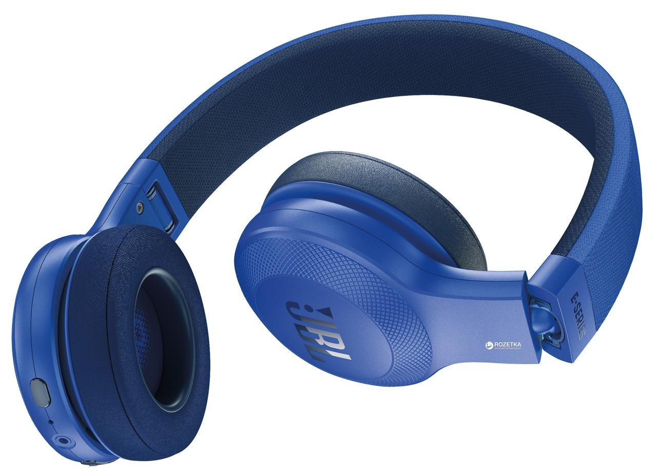 Наушники JBL E45 Bluetooth Blue