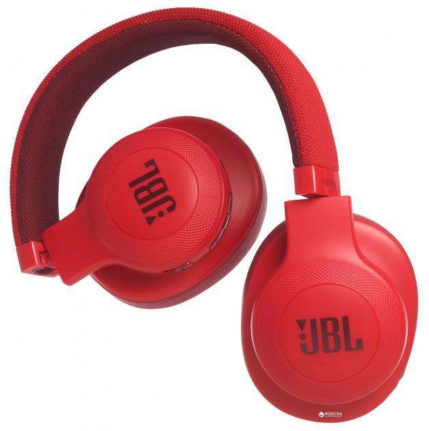 Наушники JBL E55 Bluetooth Red