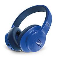 Наушники JBL E65 Bluetooth с активным шумоподавлением Blue , фото 1