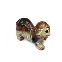 Керамическая статуэтка животные Собака