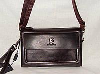 Барсетка клатч мужская Gorangd 6679-2 коричневая