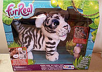 Интерактивный тигрёнок Ивори, FurReal Roarin' Ivory, The Playful Tiger, Hasbro Оригинал из США, фото 1