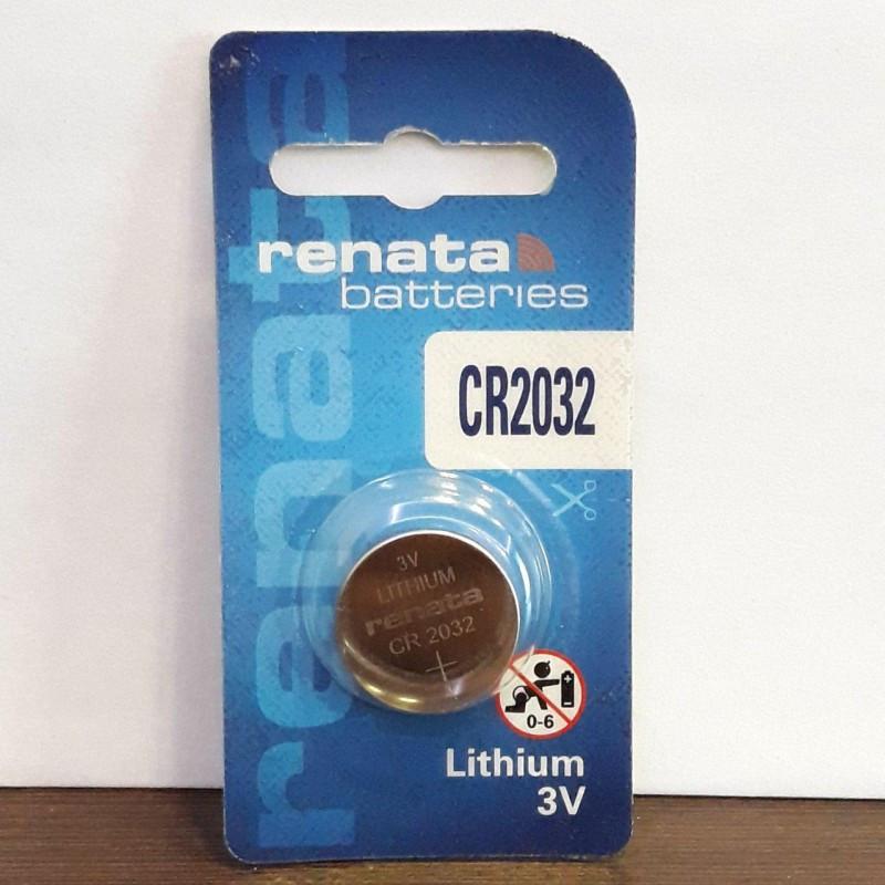 Батарейки Renata CR2032