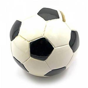 """Копилка """"Футбольный мяч"""" (d-12 см)(W52002) ( 24901)"""