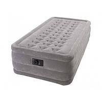 Надувная кровать Intex ортопедическая