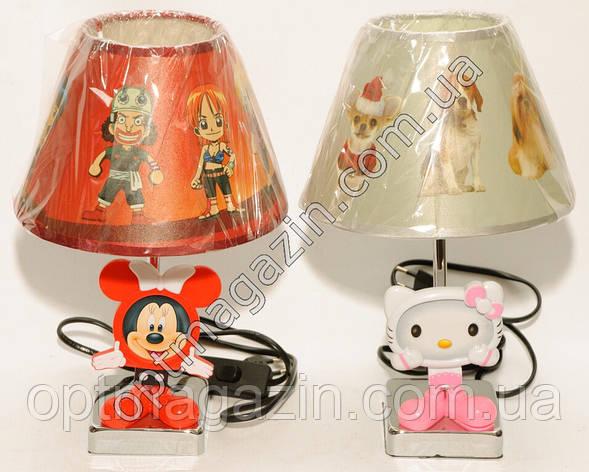 Лампа детская Настольная Торшер с фото рамкой, фото 2