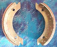Колодка ручного тормоза в сборе Газ-53 к-т 2 шт., 51-3507014