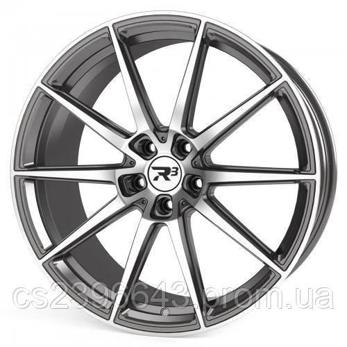 Колесный диск R3 Wheels R3H3 18x8 ET45