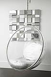 """Підвісне крісло-шар """"Бульбашка"""", дизайн BUBBLE CHAIR, фото 4"""