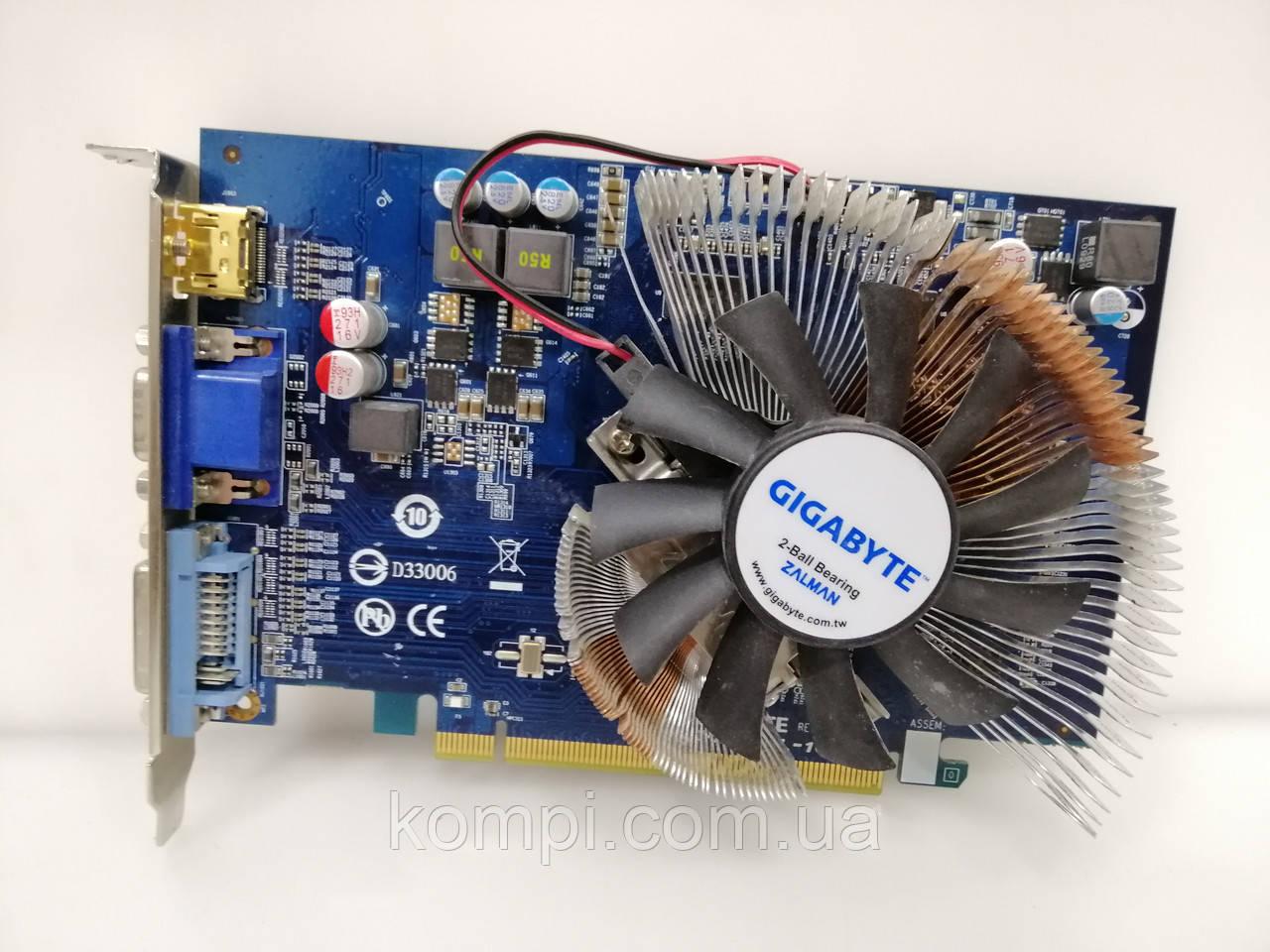 Видеокарта ATI HD 4670 1GB   PCI-E