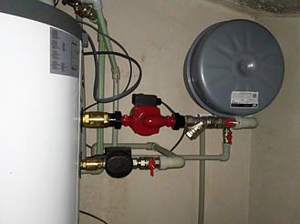 Ркциркуляция в системе горячего водоснабжения