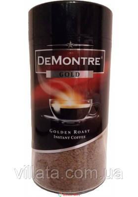 Кофе растворимый DeMontre Gold