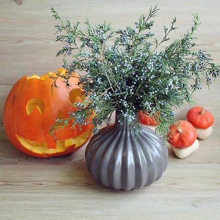 """Ваза керамическая """"garlic"""" 50 х 195 мм, фото 2"""
