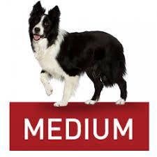 Корма для средних пород (Medium)