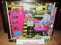 Набор мебели комната отдыха Монстер Хай Monster High Social Spots Student Lounge Accessory