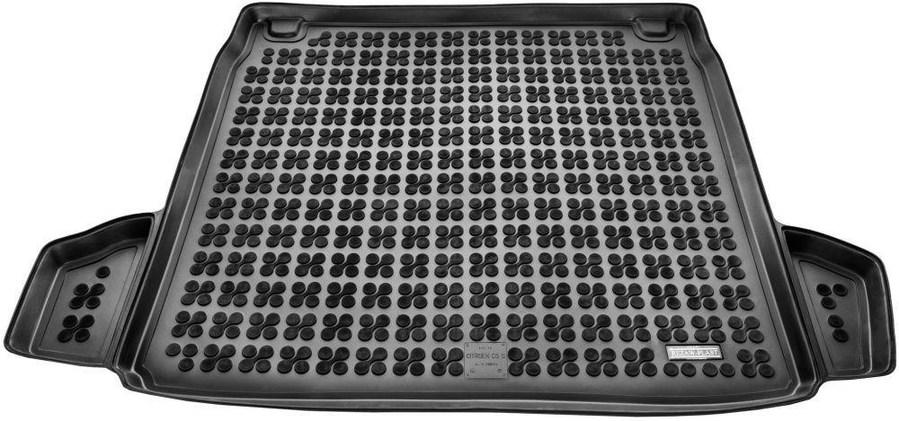 Коврик багажника резиновый Citroen C5 II 2008 - 2017 седан Rezaw-Plast 230126