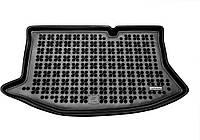 Коврик багажника резиновый Ford Fiesta VI MK6 2008 - 2016 Rezaw-Plast 230430