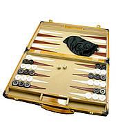 Нарды бамбуковые (45,5х28х6 см) (26907)