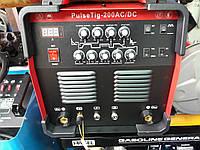 Аргонодуговой сварочный аппарат EDON TIG-200 AC\DC