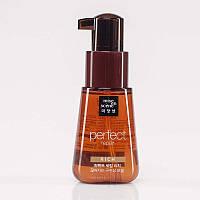 Сыворотка-масло для поврежденных волос Mise en Scene Perfect serum rich - 70 мл