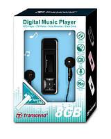MP3 плеер Transcend T. Sonic 330 8GB черный