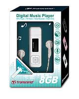 MP3 плеер Transcend T.Sonic 330 8GB белый