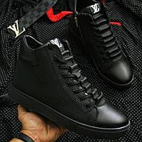Мужские Ботинки Louis Vuitton Black Edition  реплика