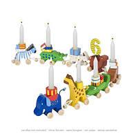 Аксессуары goki Подставка для свечей Зоопарк GK108