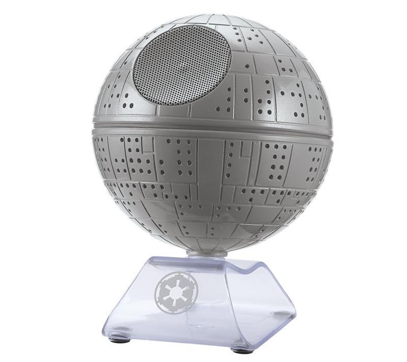 Акустическая система eKids/iHome Disney, Star Wars, Death Star, Wireless