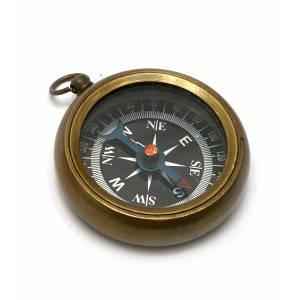 Компас бронза (d-4,h-1,5 см) ( 29255)