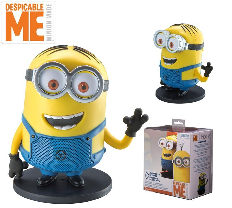 Акустическая система eKids/iHome Universal Despicable Me, Minions, Wireless