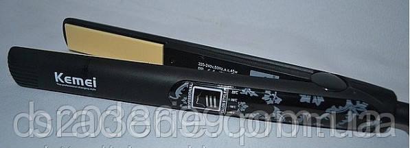Утюжок для волос Kemei KM-1286