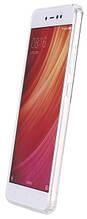 Чехол накладка для смартфона t-phox xiaomi redmi note 4 armor tpu transp прозрачный