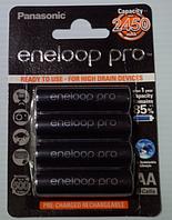 Аккумулятор АА Panasonic eneloop Pro ( 1,2V 2450mAh )