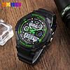 •Оригинал ! Skmei(Скмей) 0931 S-SHOCK  Green    Cпортивные мужские часы !, фото 4