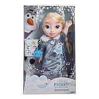 Большая поющая кукла Эльза в светящемся платье Дисней Фрозен Disney Frozen Singing Traditions Elsa Doll