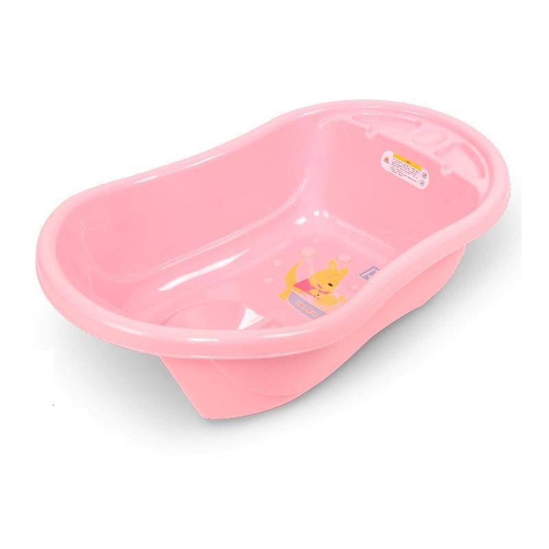 Детская ванночка BabaMama 3800 Pink