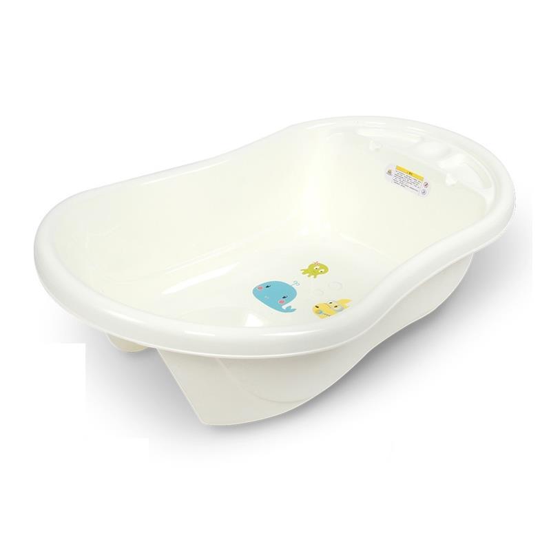 Детская ванночка BabaMama 3800 White