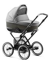 Дитяча коляска 2в1 Jedo Bartatina V8 (BartatinaV8-black-MS-14)